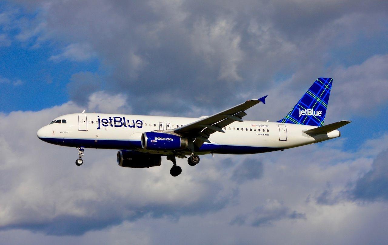 JetBlue cheap flights to London