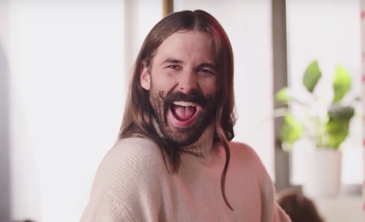 Queer Eye guy can marry you