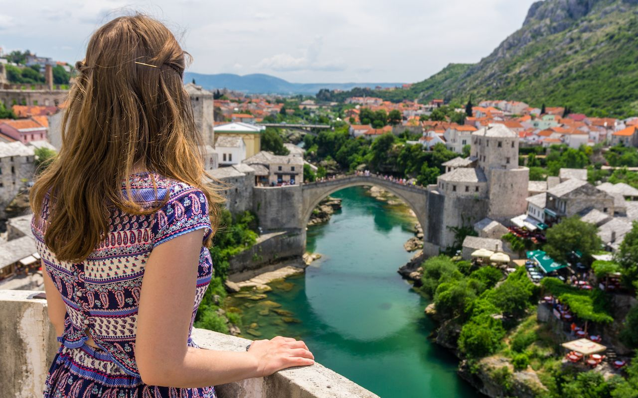 The best Balkans road trip itinerary