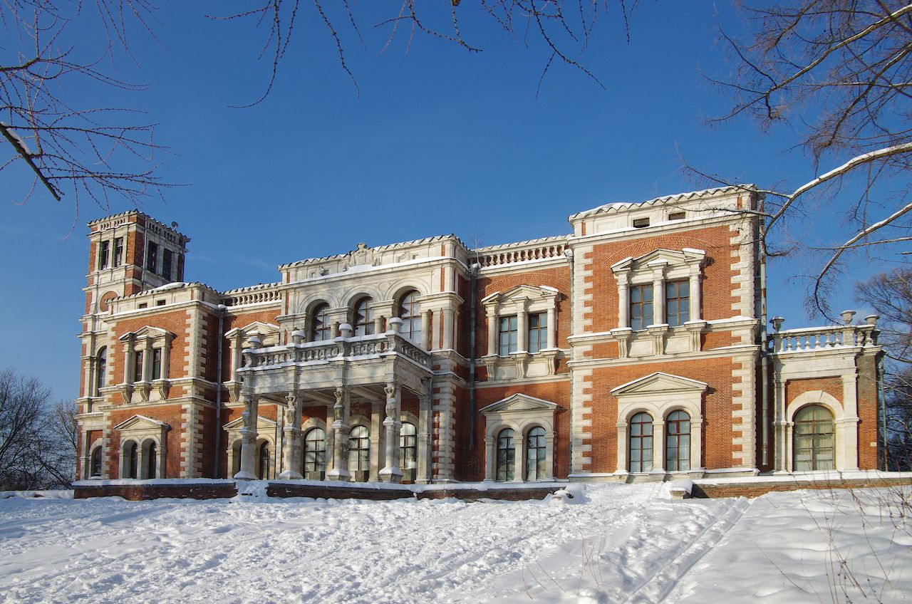 Manor Bykovo, Moscow