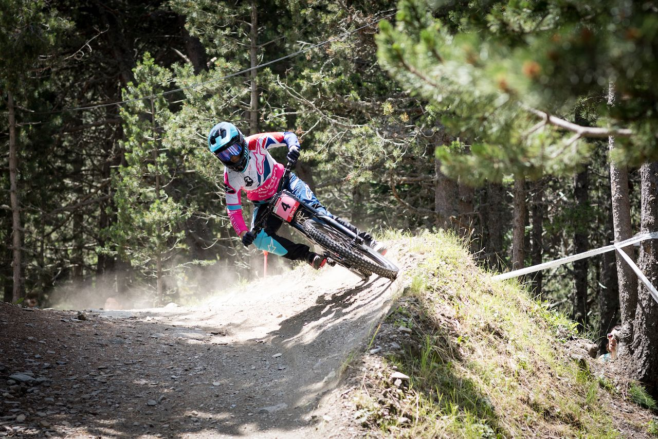 Mountain Bike Cup World Downhill Vallnord, Andorra