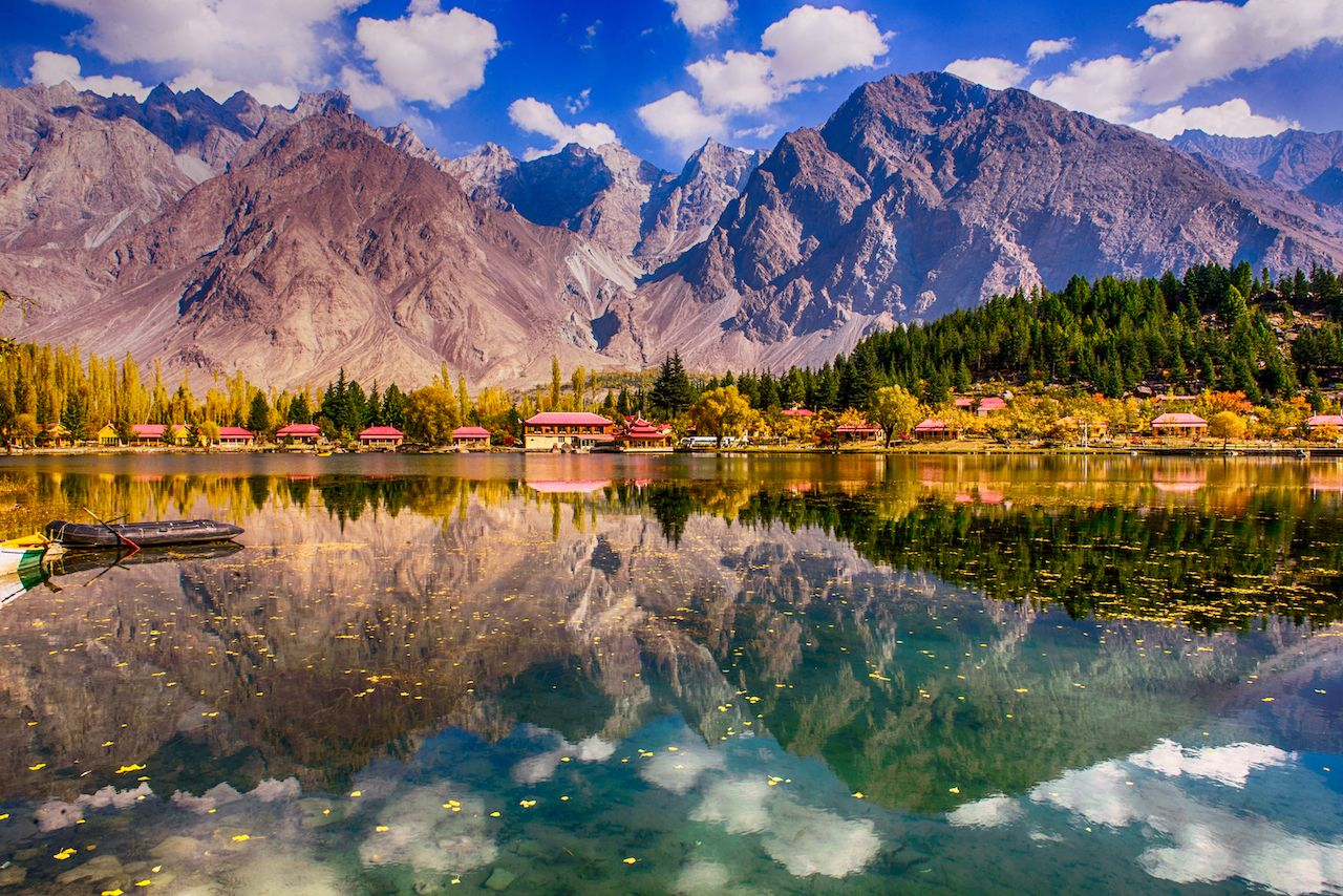 Pakistan is opening up to tourism