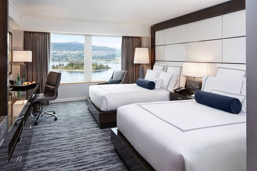 Pan Pacific in Vancouver