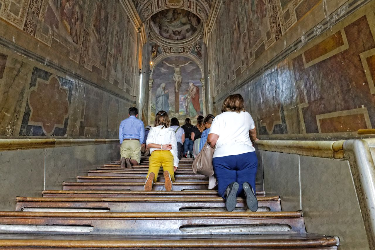 Pontifical Sanctuary of the Holy Stairs