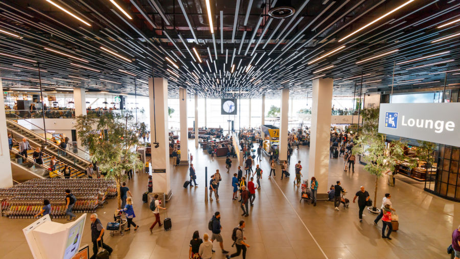 Where to eat and drink at Amsterdam's Schiphol International Airport