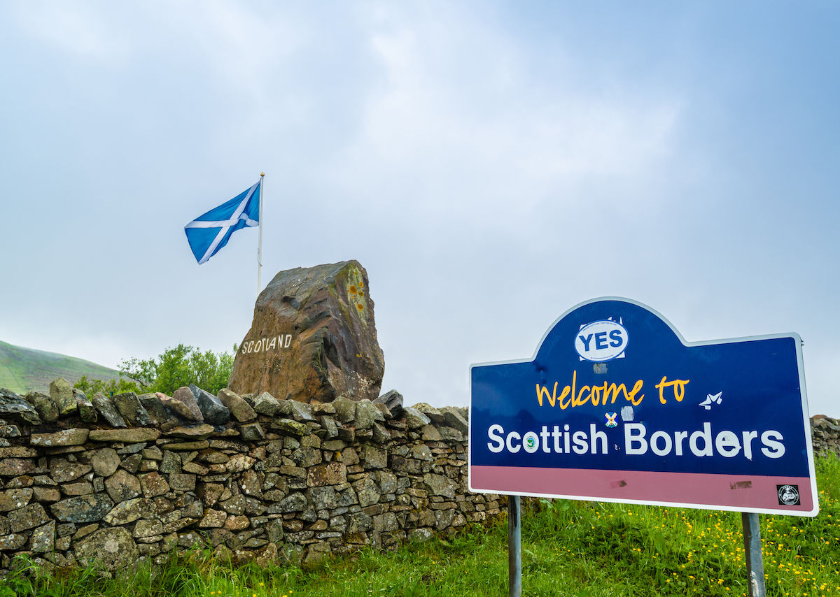 Scotland threatens to leave the UK if Brexit happens
