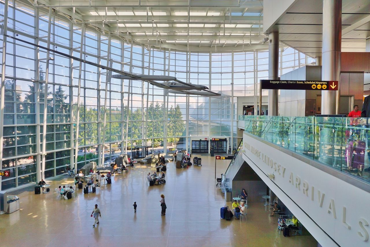 Sea-Tac Seattle-Tacoma International Airport