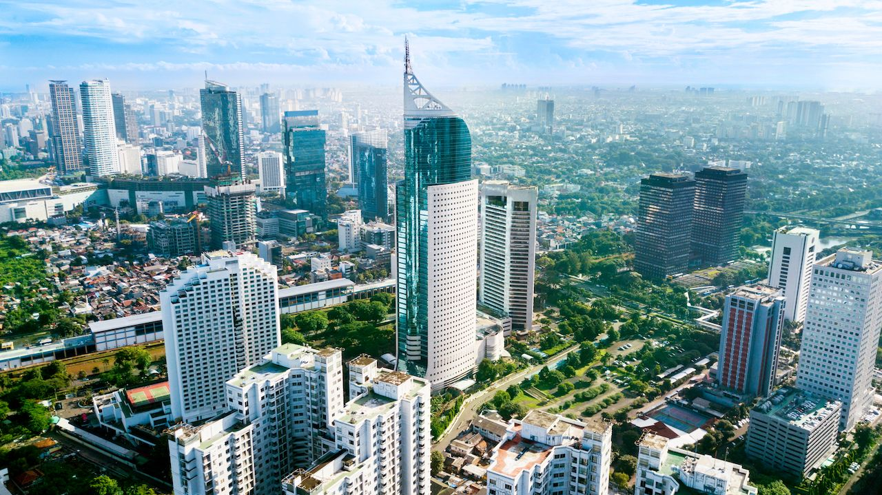 Indonesia moving its capital city