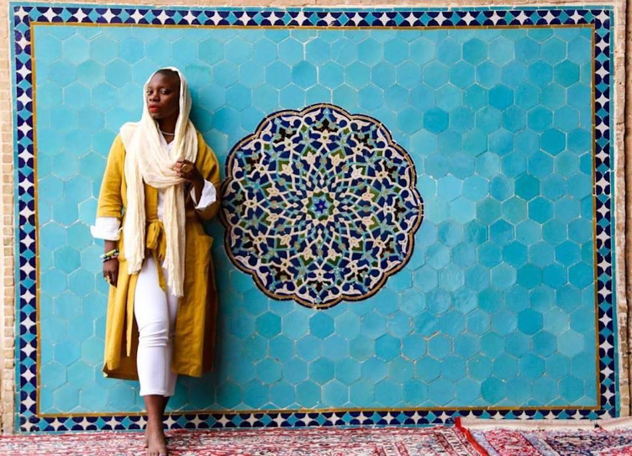 Influential black women in travel