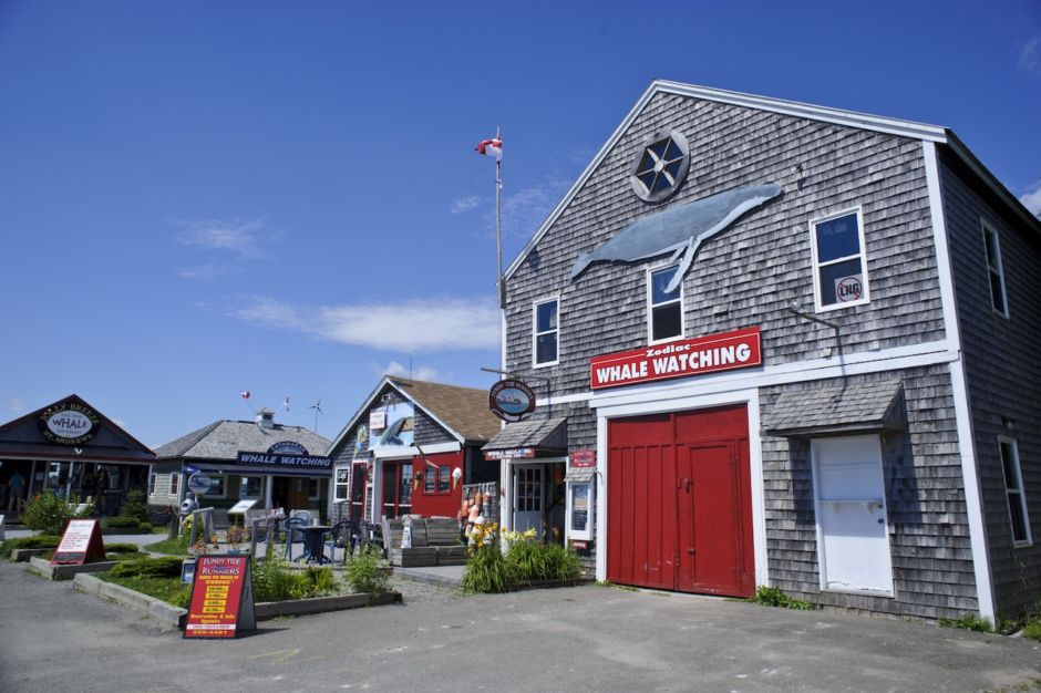Tourism New Brunswick Saint Andrews Water Street