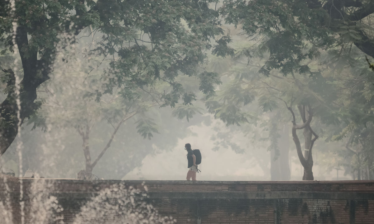 What to know about smoke season in Northern Thailand