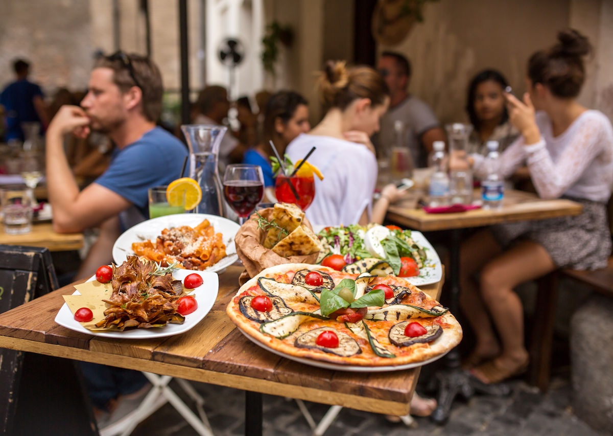 Where to eat in Trastevere, Rome's beloved Bohemian neighborhood