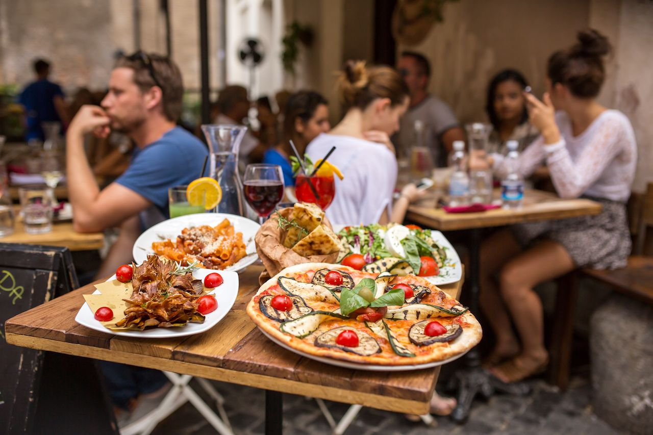Best restaurants in Trastevere, Rome