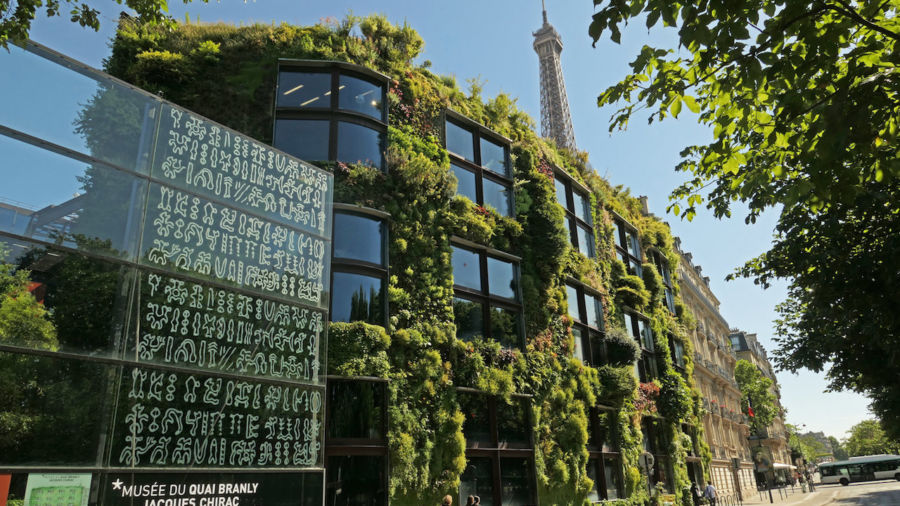 Best Green Walls In The World