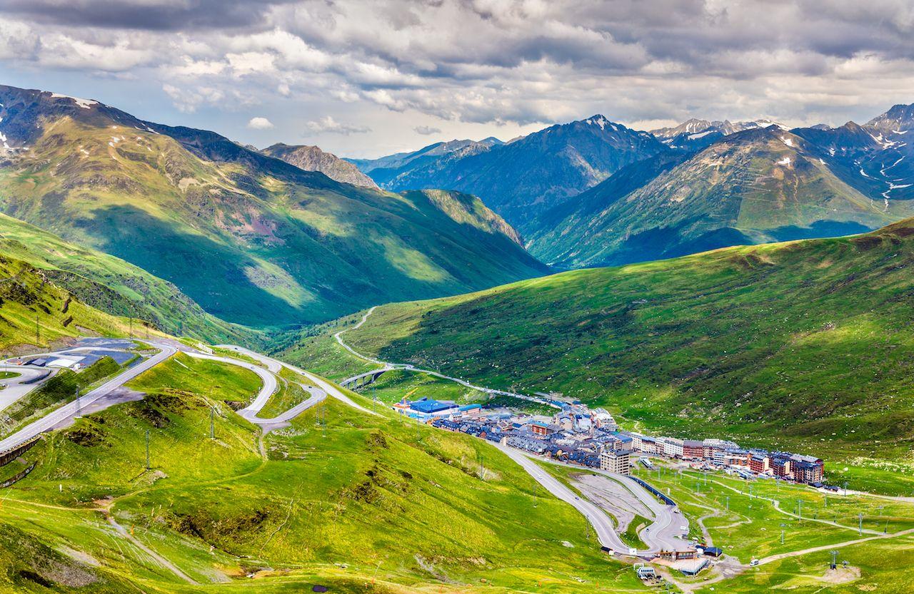 Mountain biking in Andorra