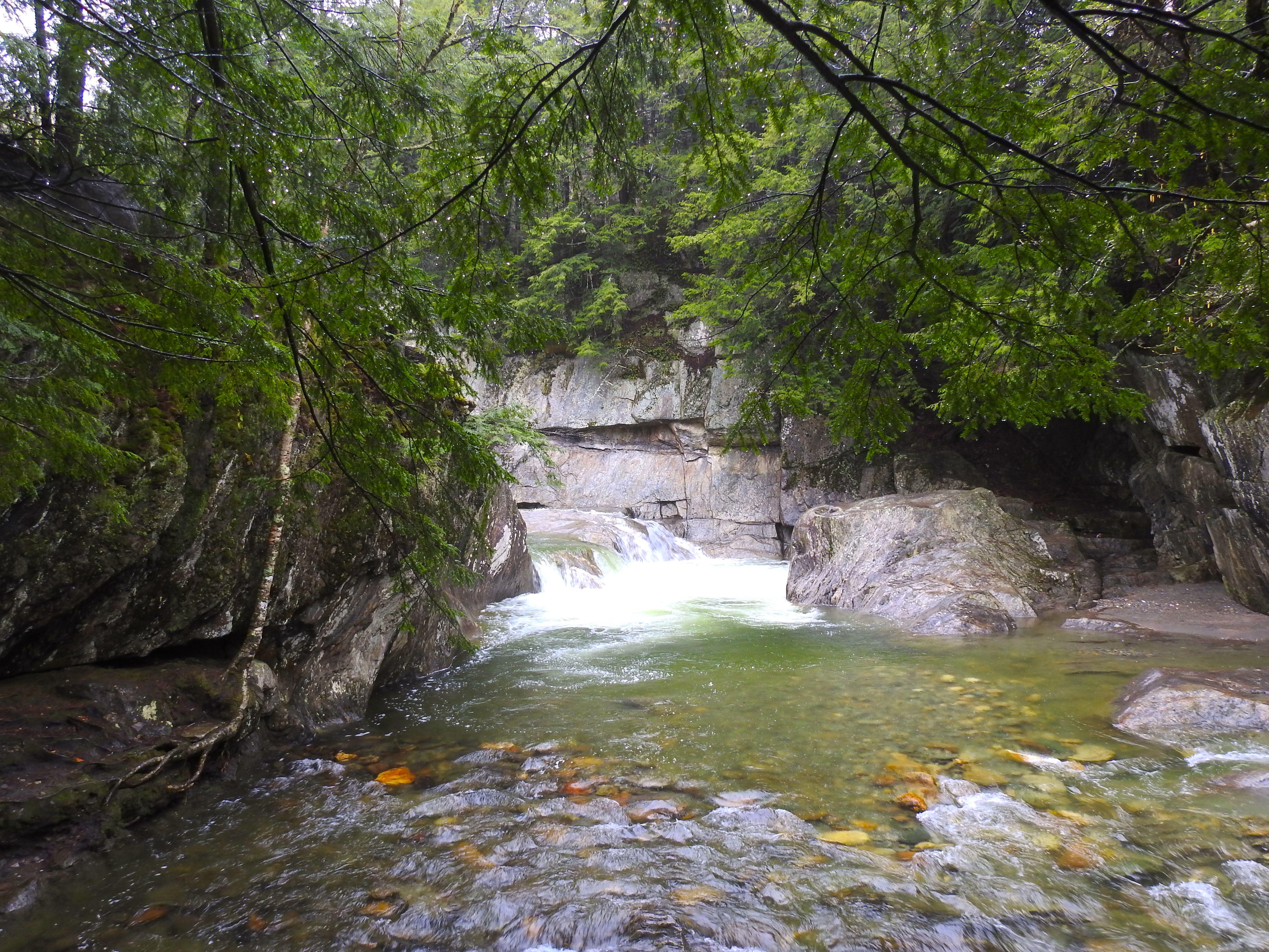 Warren Falls, Vermont