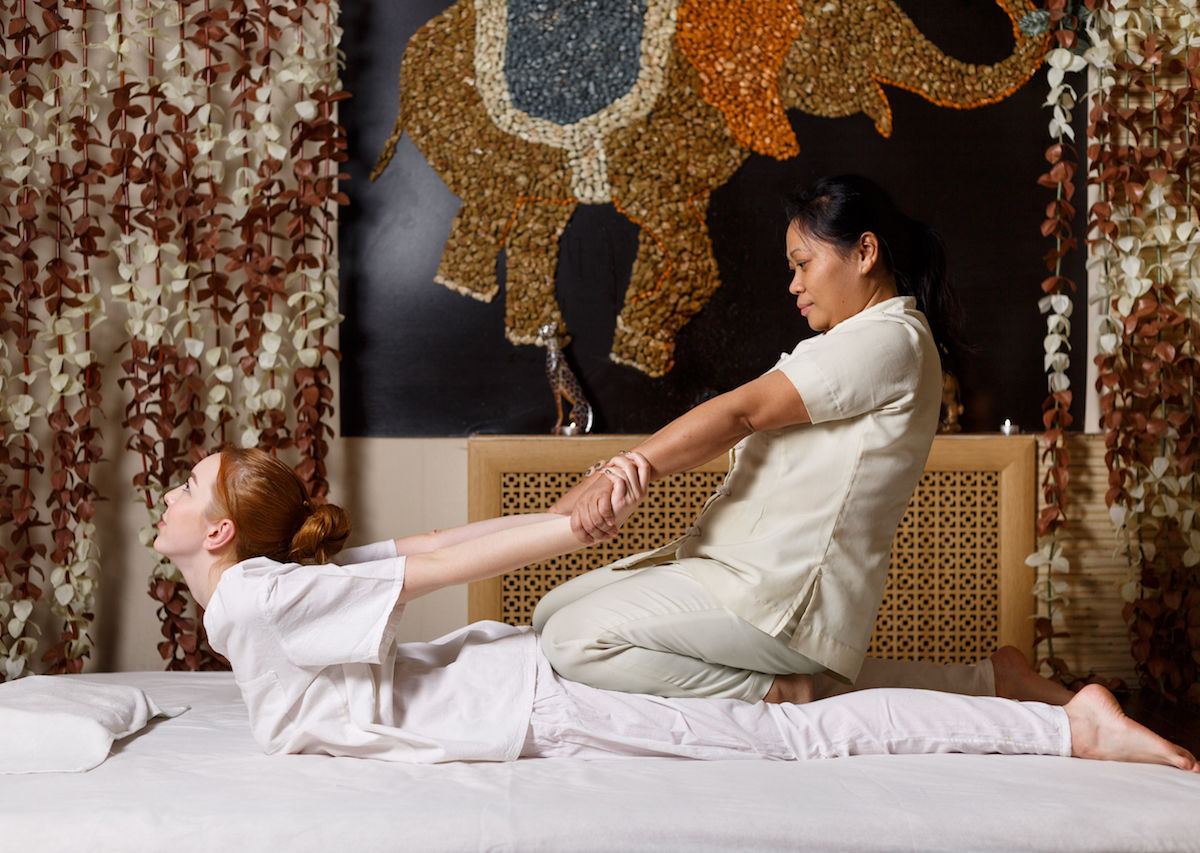 What is a Thai massage, and how is it done