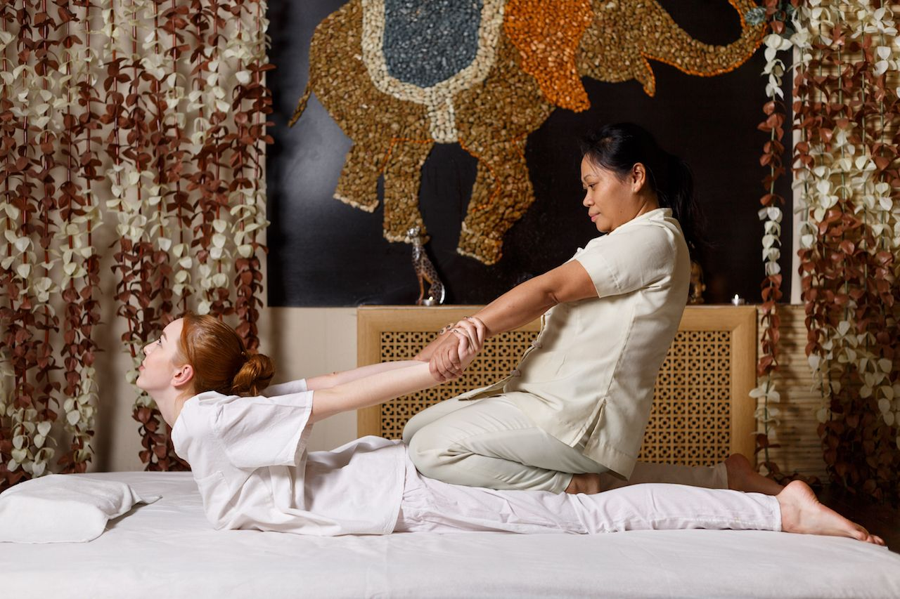 Ultimate guide to Thai massages