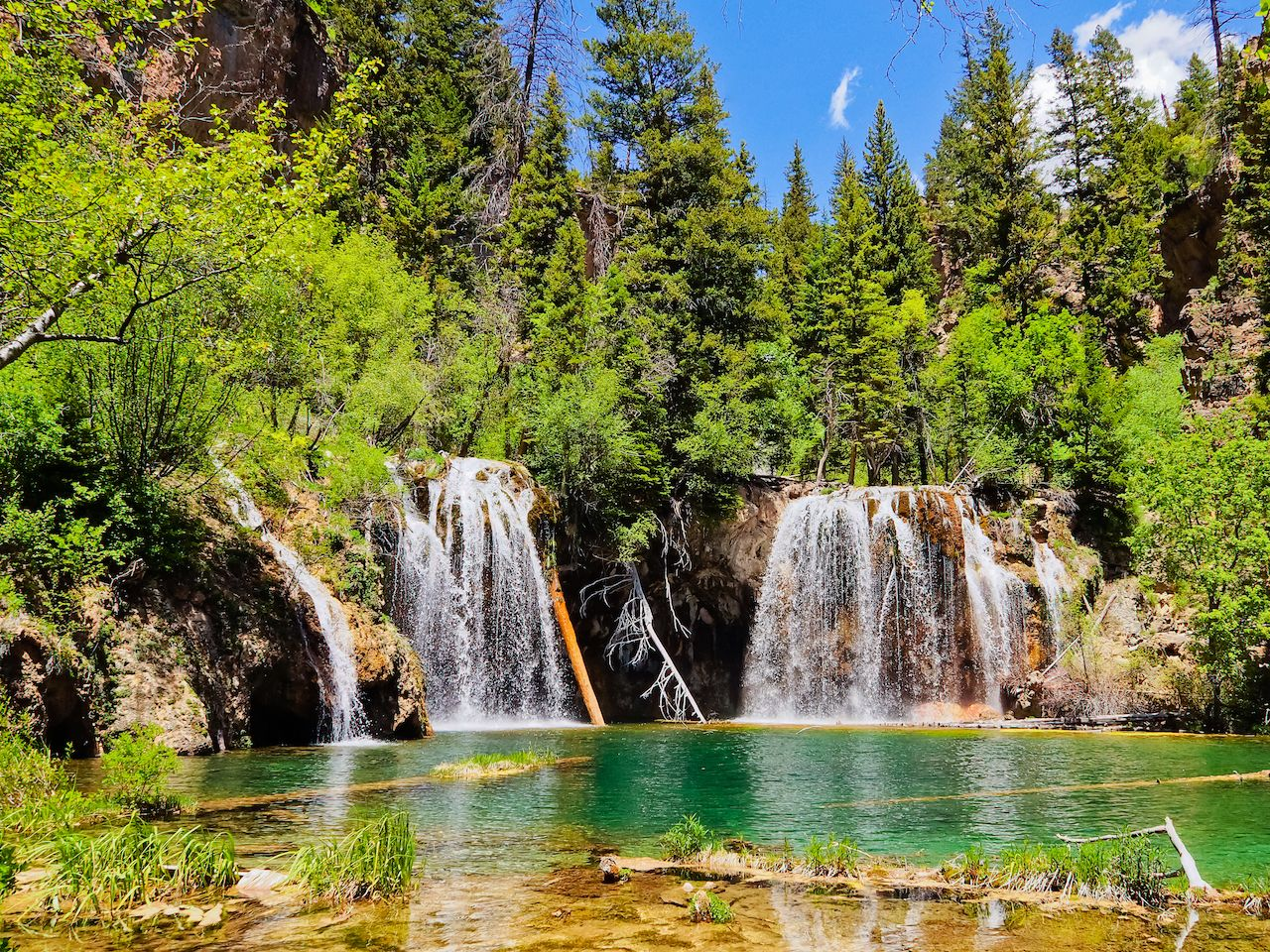 Hanging Lake permits are going fast
