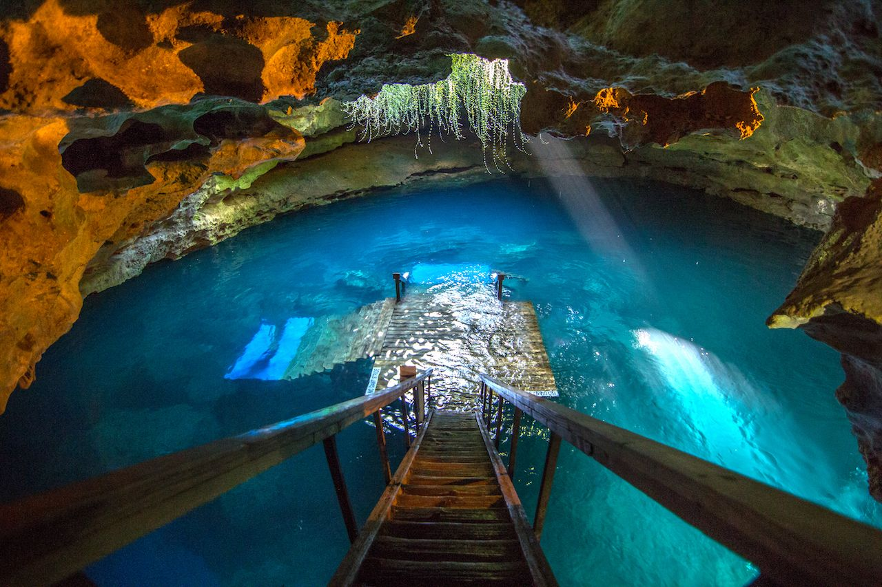 devil's den in florida