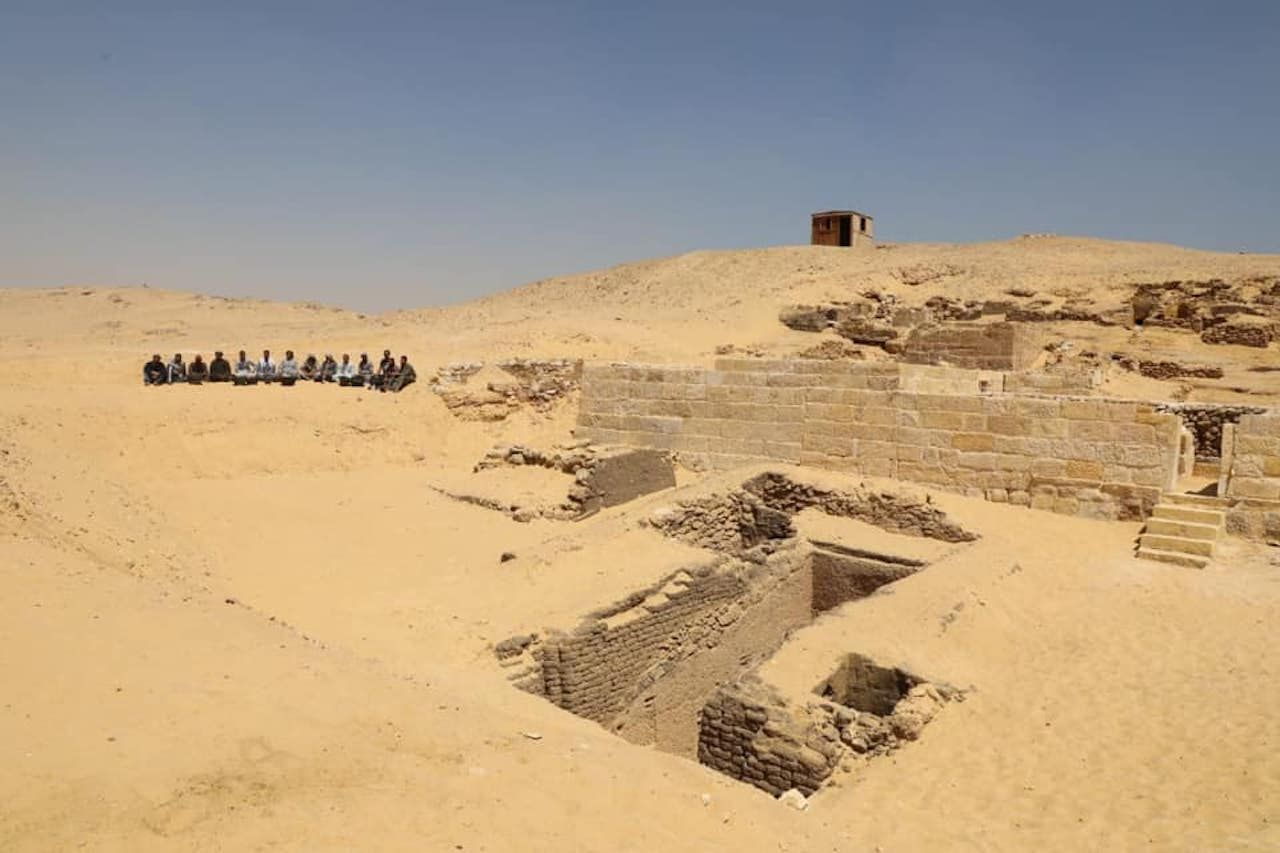 Ancient cemetery discovered in Egypt