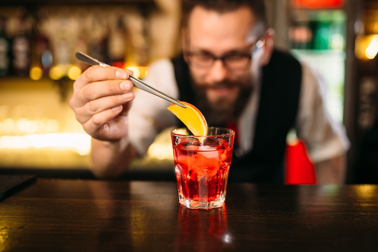 Things bartenders are obsessed with