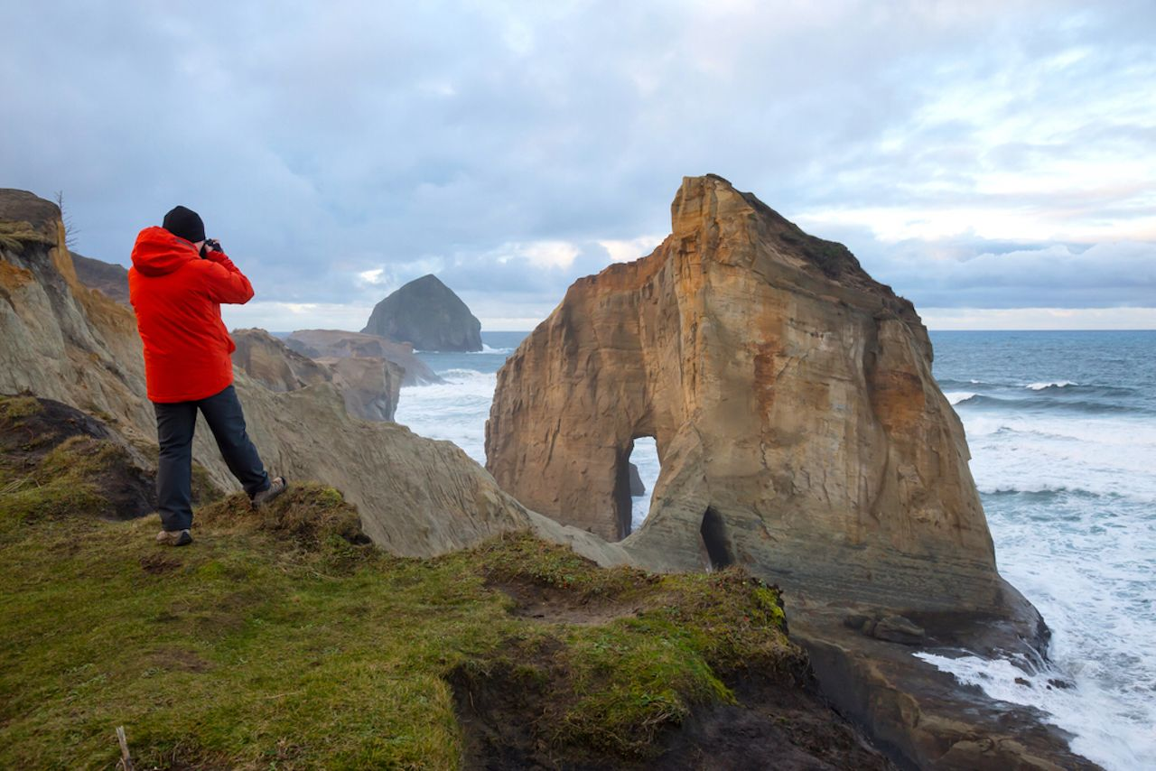 Oregon's Three Capes Scenic Loop