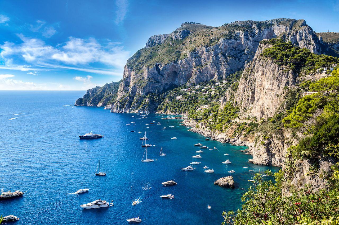 Capri introduces fine for plastics