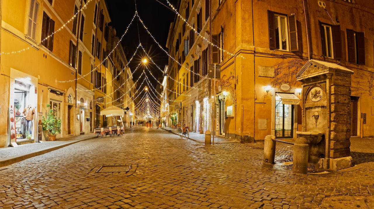 Best places to eat near Vatican City and things to do after