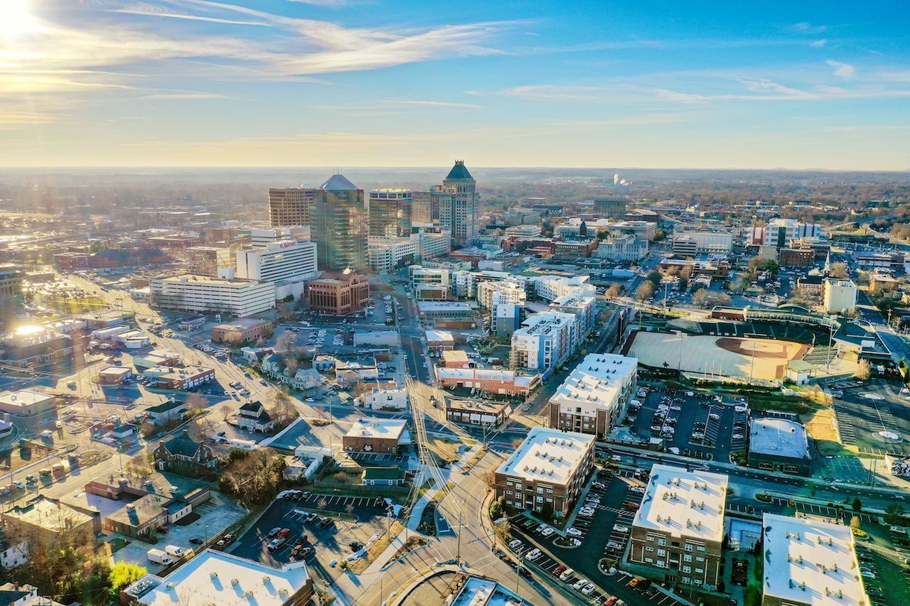 Reasons to visit Greensboro, NC