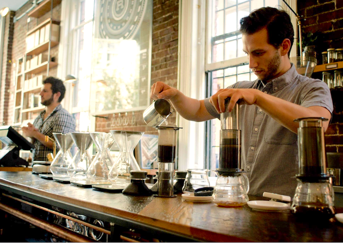 Where to find the best coffee in Vancouver