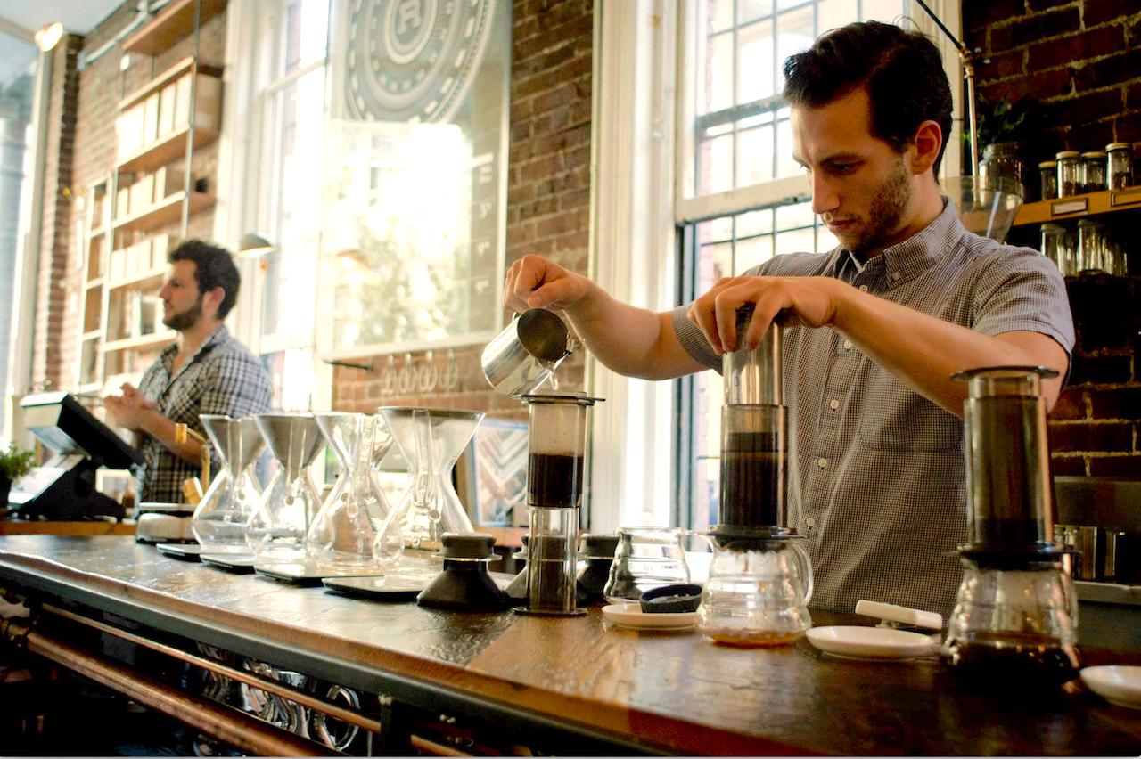 Best coffee spots in Vancouver