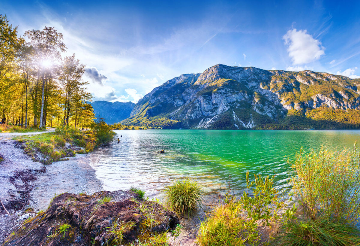 5 places to see Slovenia's incredible natural beauty