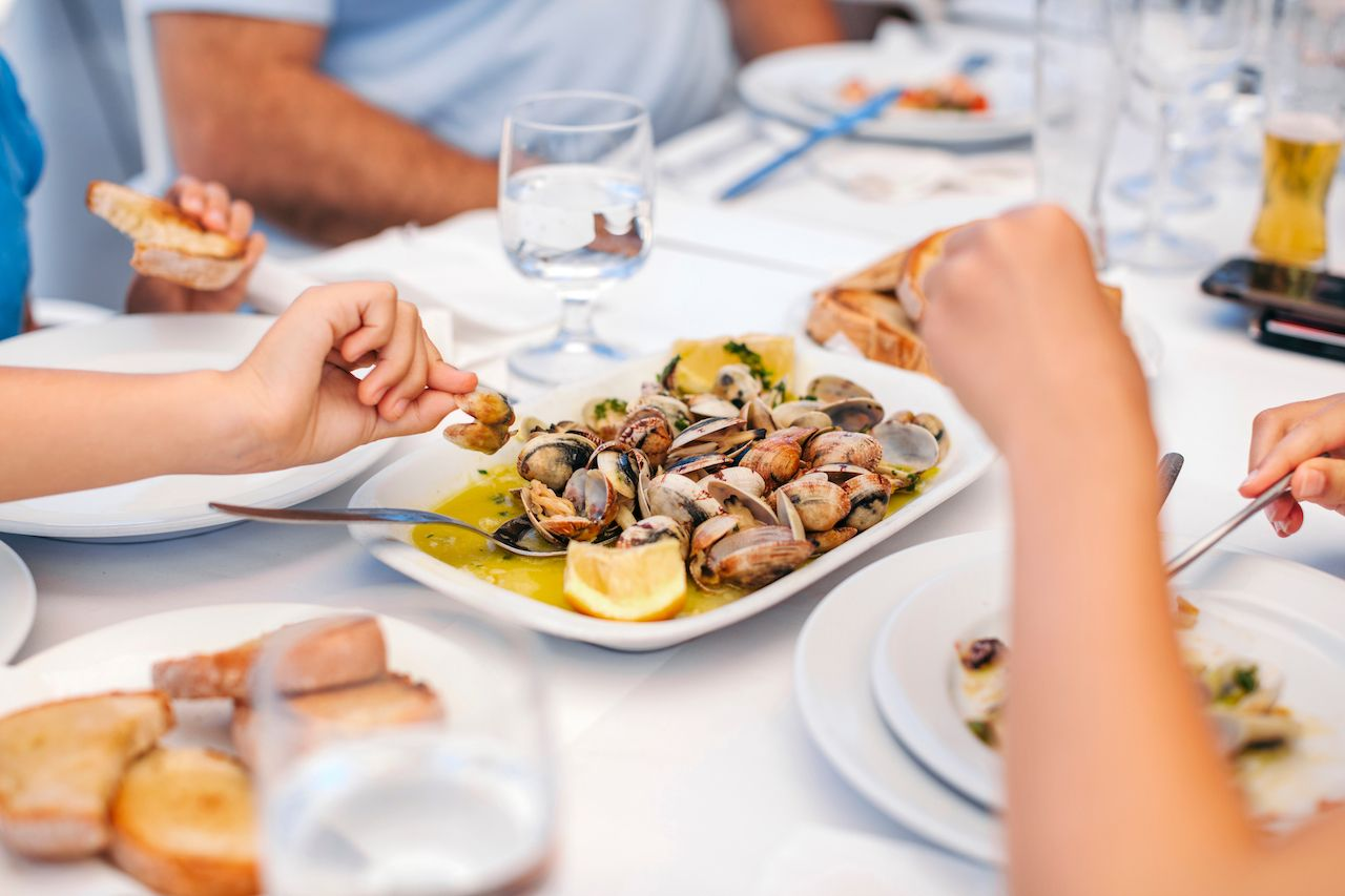 Best traditional Portuguese seafood