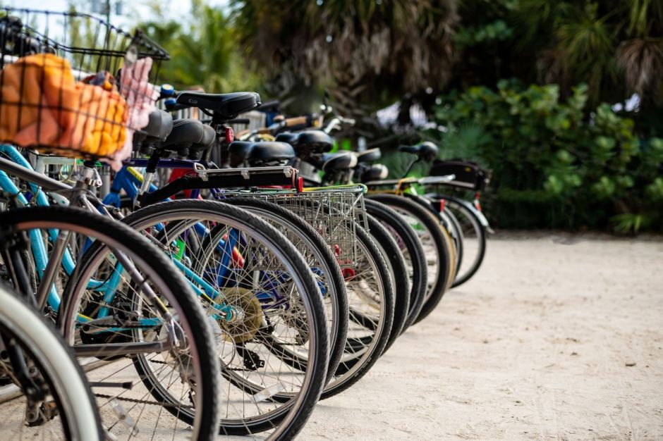 Fort Myers and Sanibel bikes