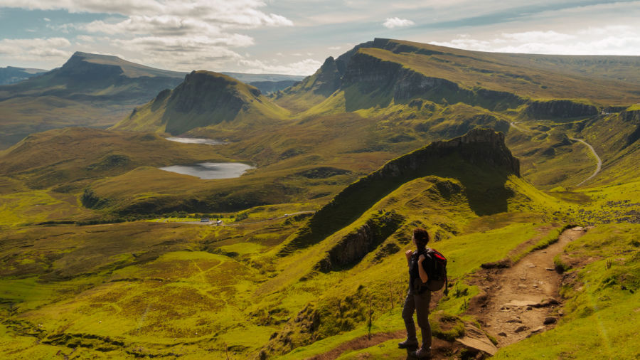 The 10 most otherworldly hikes on Scotland's Isle of Skye