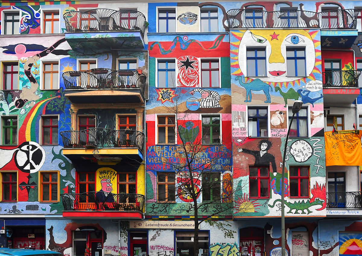 Where to discover the best street art in Berlin