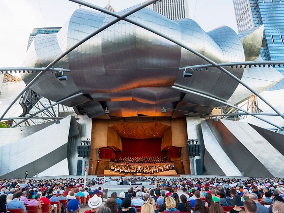 7 Chicago venues to listen to music outdoors