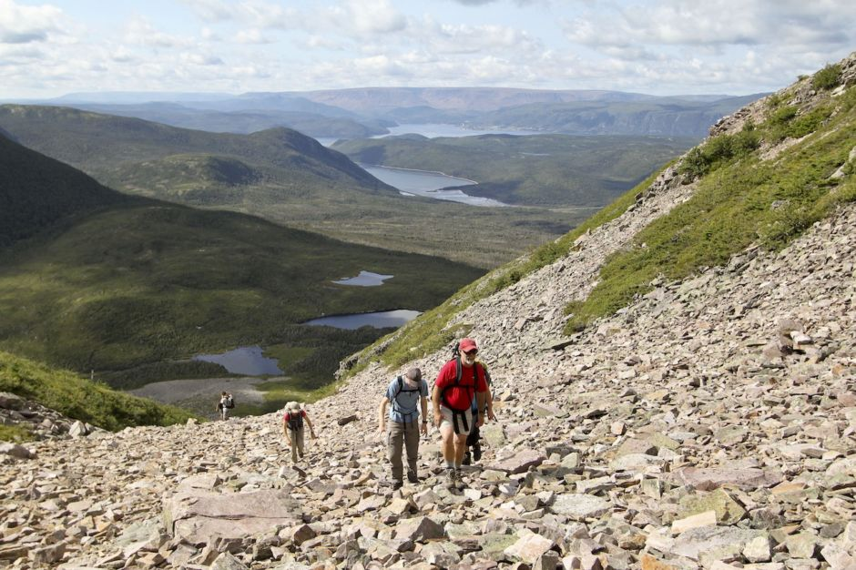 Gros Morne Mountain Hike - Parks Canada