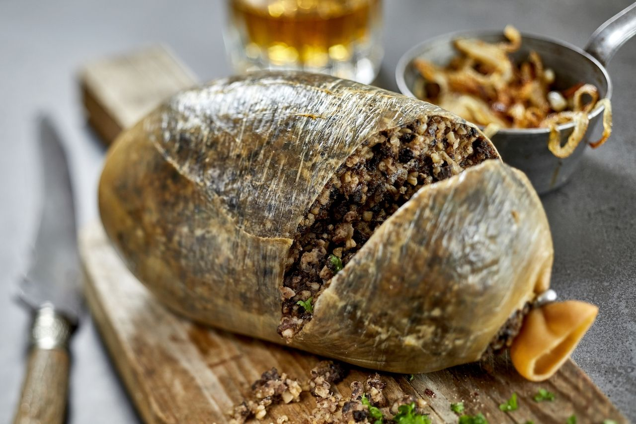 Image result for haggis