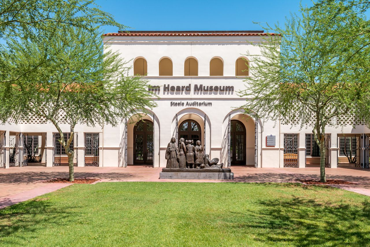 Heard Museum in Phoenix, Arizona