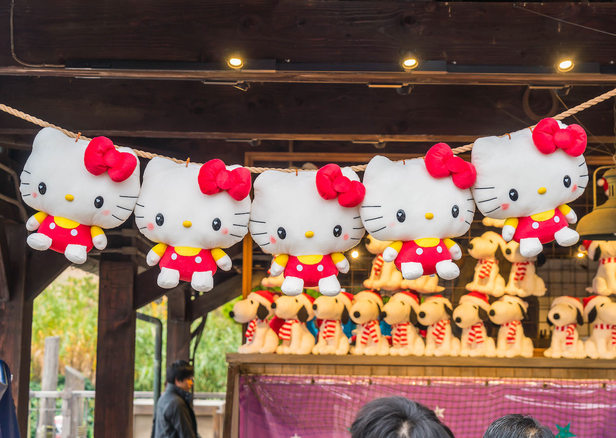 A massive Hello Kitty theme park is coming to Hanoi