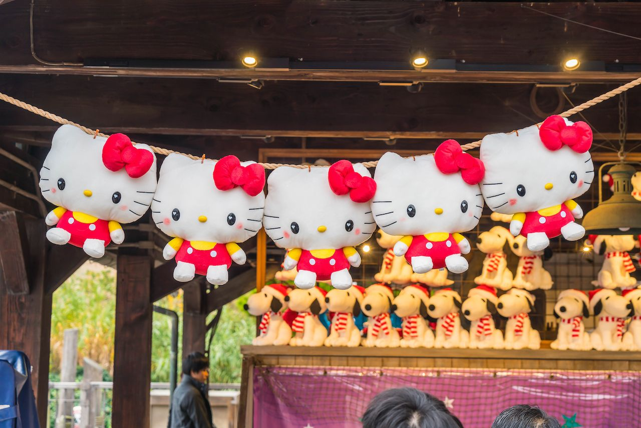 New Hello Kitty theme park in Hanoi