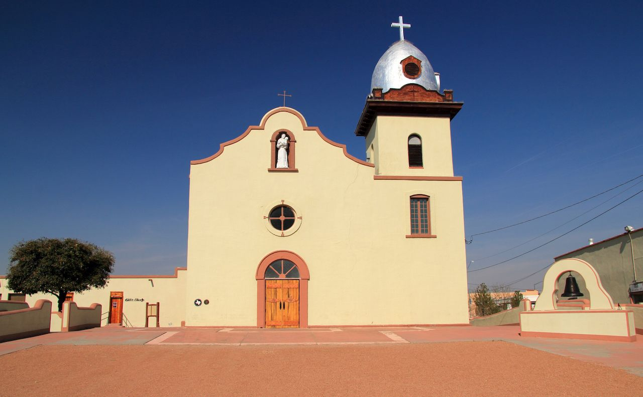 How to do the El Paso Mission Trail
