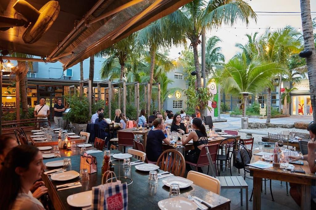 Ironside Kitchen Pizza and Coffee Co in Miami