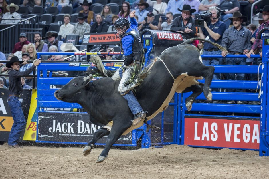 Las Vegas rodeo
