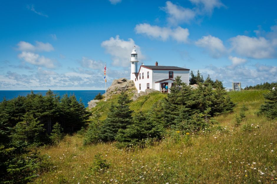 Lobster Cove Head - Parks Canada