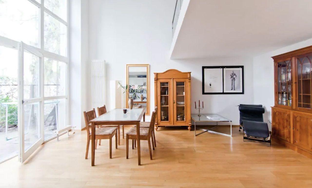 Loft maisonette berlin