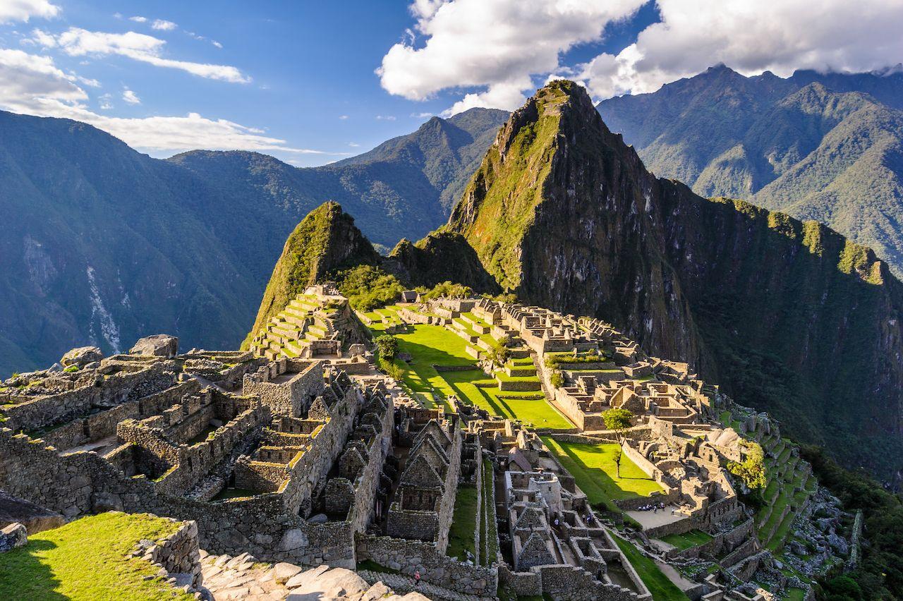 Machu Picchu airport