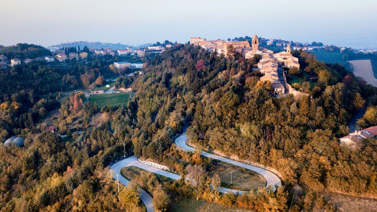 Mondaino, Italy